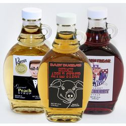 Gourmet Syrup of the Month Club