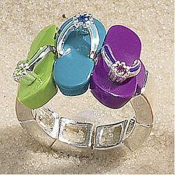 Flip-flop Stretch Ring
