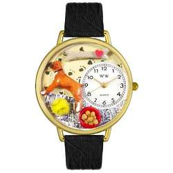 Boxer Personalized Watch