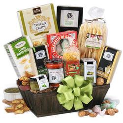 Dad's Italian Dinner Gift Basket