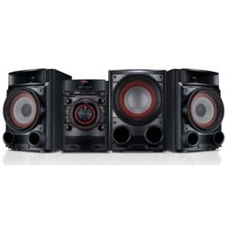 500 Watt Mini Bluetooth Shelf Speaker System