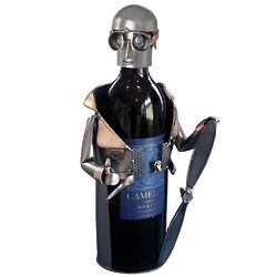 Pilot Wine Bottle Caddy