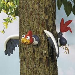 Woodpecker Tree Decoration