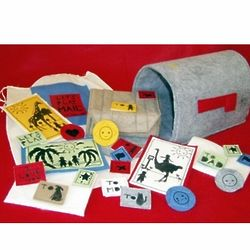 Let's Play Mail Activity Set