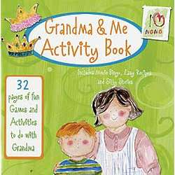 Grandma And Me Activity Book