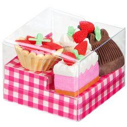 Dessert Puzzle Eraser Set