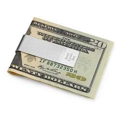 Lattitude Money Clip