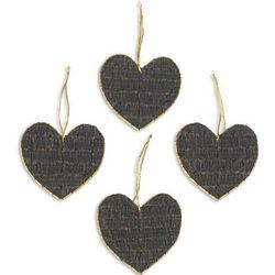Spicy Hearts Clove Ornament Set