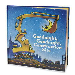 Goodnight, Goodnight Construction Site Book
