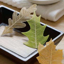 Fragrant Dried Leaf Soap