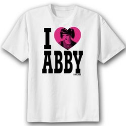 Men's NCIS I Heart Abby T-Shirt