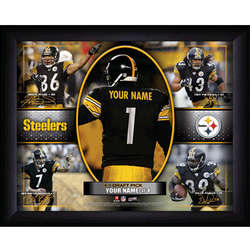 Personalized NFL in the Game Sign