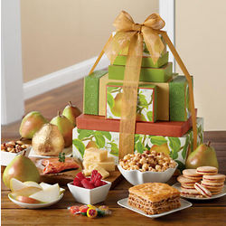 Grand Classic Gift Tower of Treats