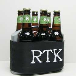 Personalized Six Pack Tote