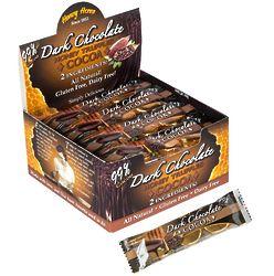 Dark Chocolate Honey Truffle Cocoa Truffles