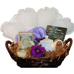 Peaceful Moments Spa Gift Basket