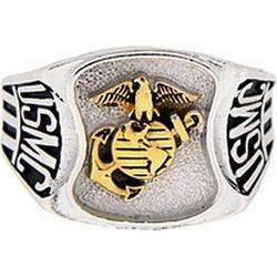 USMC Signet Ring