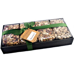 Quattro Nut Mix Gift Tray