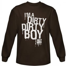 Dirty Jobs Dirty Boy Long Sleeve T-Shirt