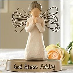 Personalized Praying Angel Figurine