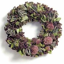 Mixed Herb Wreath