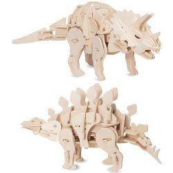 Walking, Roaring Dinosaur Skeleton Kit