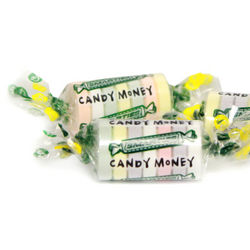 1 Pound of Smarties Money Roll Candies