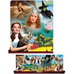 The Wizard of Oz Porcelain Plate Mural Series