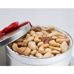 Superior Mixed Nuts Gift Tin