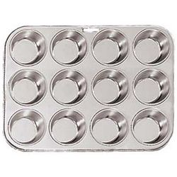 12 Mold Muffin Pan