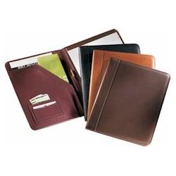 A4 European Leather Padfolio