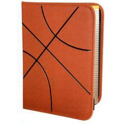Basketball Portfolio/Padfolio and Notepad