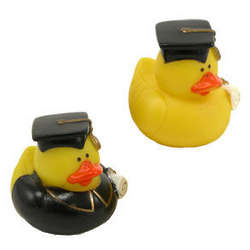 Graduation Rubber Duckie