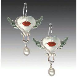 Wings of Desire Earrings