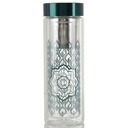 Izmir Glass Travel Tea Tumbler