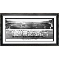 New York National Baseball Team 1900 Framed Print