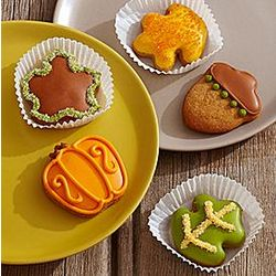 Fall Cutie Cookies