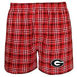 Georgia Bulldogs Boxer Shorts