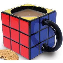 Rubik's Cube Ceramic Mug