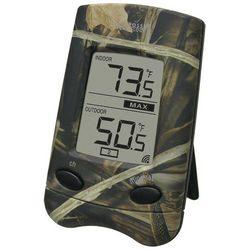 Camouflage Wireless Thermometer