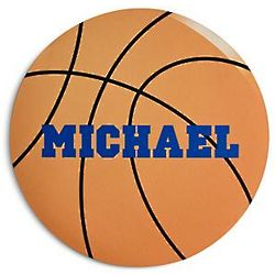 Personalized Basketball Sport Ball Doormat