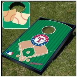 Texas Rangers Tailgate Toss
