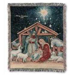 Holy Night Blanket