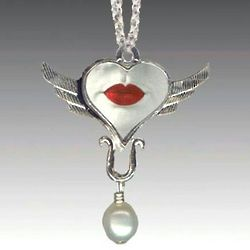 Wings of Desire Necklace