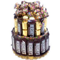 Hershey's Candy Bar Cake