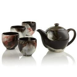Fume Teapot Set