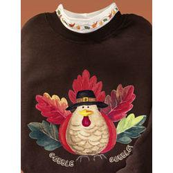 Turkey Gobble Sweatshirt