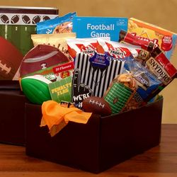 Football Fan Snack Gift Pack