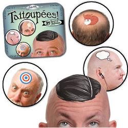 Tattoupees Head Tattoos