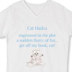 Cat Haiku Sleepshirt